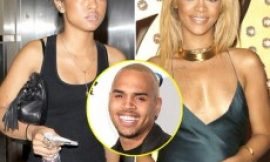 Chris Brown's Girlfriend Laughs Off Rihanna's Interview?