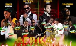 Sarkodie & R2bees To Perform @ Africa Unplugged Music Festival