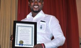 Abeiku Santana, Zoomlion CEO Honored AGAIN!!!