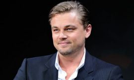 DiCaprio at work on anti-poaching film with Hardy, Maguire