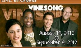 Vinesong comes to Ghana again