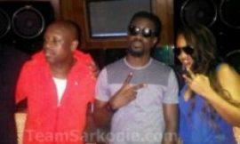 Sarkodie Spotted With Viviane Ndour & Grammy Award Winning Producer, Jerry Wonda