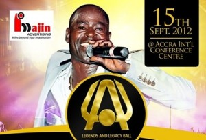 "Video: ""Legends and Legacy Ball"" Ticket Plays Amakye Dede's Song"