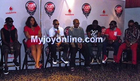I am taking home Ghana's energy and love – Ludacris