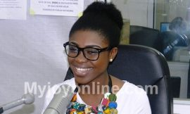 Don't be intimidated by men jumping on stage – Becca counsels female artistes