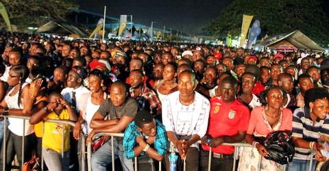 Thousands brave downpour to attend 2012 Joy FM Annual Skuuls Reunion