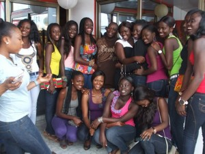 Club Miss Tourism Contestants Promote Food Safety And Quality