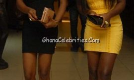 Why Rosaline Okoro Should Not And Would Not Win Miss Ghana 2012 + Yvonne Okoro Replies