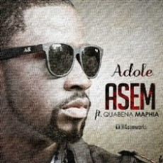 """Asem To Drop New Single """"Adole"""" On September 11"""