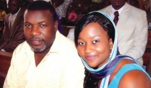 How my wife saved me from plane crash – Nollywood actor