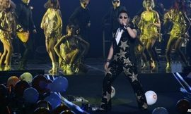 Gangnam Style's Psy to write his next single in English