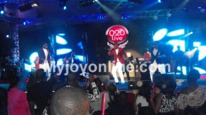 "The night Ludacris ""disturbed"" Ghana's peace!"