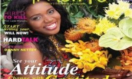 Truelife magazine outdoored in Accra