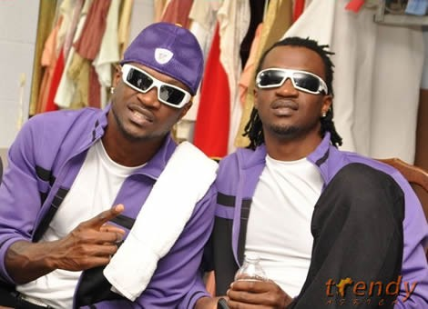 P-Square Denies Killing Mum For Fame & Wealth