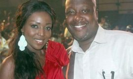 PHOTO: Yvonne Okoro Spotted With Kwami Sefa Kayi