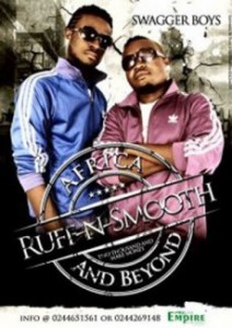 Ruff N Smooth To Perform At The Planet African Awards In Canada