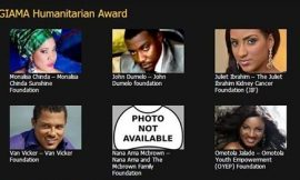 Nana Ama McBrown, John Dumelo, Others Nominated For Humanitarian Award
