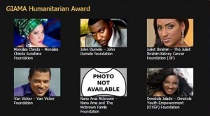 Nana Ama McBrown, John Dumelo, Others Nominated For Humanitarian Award