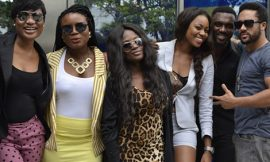 Nollywood Hails Yvonne Nelson's 'Single & Married'