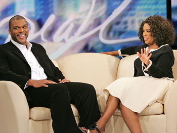 What Took Them So Long? Tyler Perry Inks Deal With Oprah's OWN