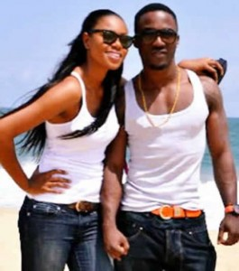 Yvonne Nelson: 'I Will Marry Iyanya If He Proposes'