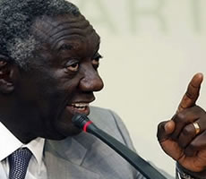 "Former President Kufuor Launches New Movie ""Wrong Target"""