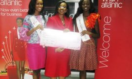 Miss Ghana 2012 Winners Off To London