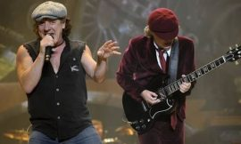 AC/DC release catalogue on iTunes