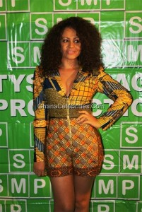 I Like To Be Comfortable In Anything I Wear – Nadia Buari