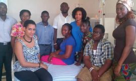 Confidence Haugen Supports Juliet Ibrahim To Raise Funds For Dialysis Patients