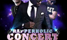 "Iyanya, Ice Prince, Obrafour, Efya, Keche, EL Others To Perform At ""Rapperholic"" Concert"