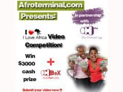 Leading African Social Network launches $3000 'I Love Africa' Video Competition