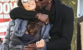 Mario Balotelli Becomes A Father For The First Time