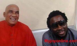 Video: Myjoyonline interviews Lionel Petersen and Sonnie Badu