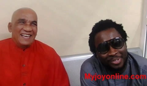 Video: Myjoyonline interviews Lionel Petersen and Sonnie Badu