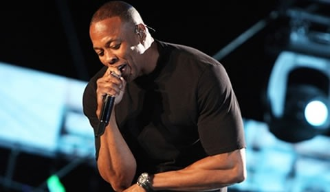 Rapper Dr. Dre tops Forbes highest-paid musicians list