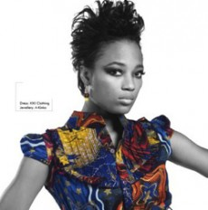 Efya Up For MTViggy Artiste of The Week