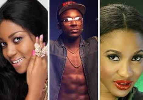 Rivals Yvonne Nelson and Tonto Dike and Lover Boy Iyanya To Come Face To Face