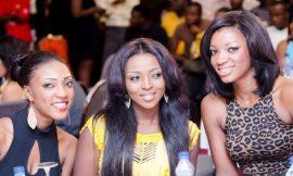 Yvonne Okoro & Sisters Rock Moet Golden Festival