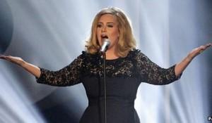 Adele trademarks her name