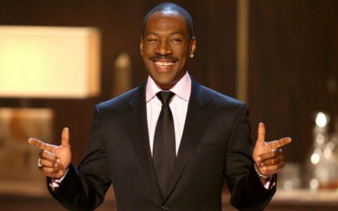 Eddie Murphy tops Forbes list of most overpaid actors