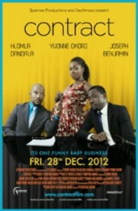 """Trailer: Yvonne Okoro's """"Contract"""" Premieres On December 28"""