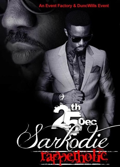 """Sarkodie To Stage Another """"Rapperholic"""" Concert"""