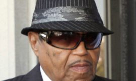 Papa Joe Jackson Suffers Stroke