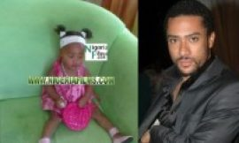 Exclusive Picture: Majid Michel's Love Child In South Africa He's Been Hiding