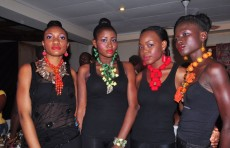 Globalizing African Fashion In May 2013 @ Fashion Night Out, Ghana