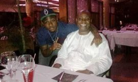 Davido's dad separates from wife