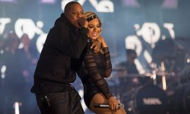 Jay-Z Kisses Beyonce On Stage At Sound Of Change Concert In London Before Performing 'Crazy In Love'