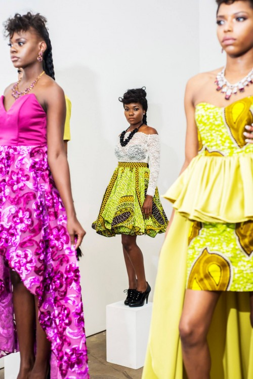 WHO BECOMES GHANA'S NUMBER ONE FASHION DESIGNER ?