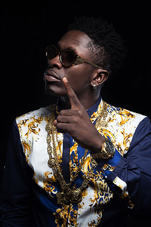 "I'm Sorry, I Didn't Know You Came There""–Shatta Wale Reacts To Samini's"